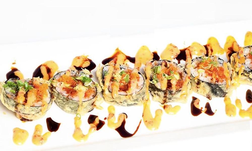 Sushi Hana On the Hill